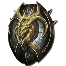 Manticore Shield Skin (Scorched Earth).png