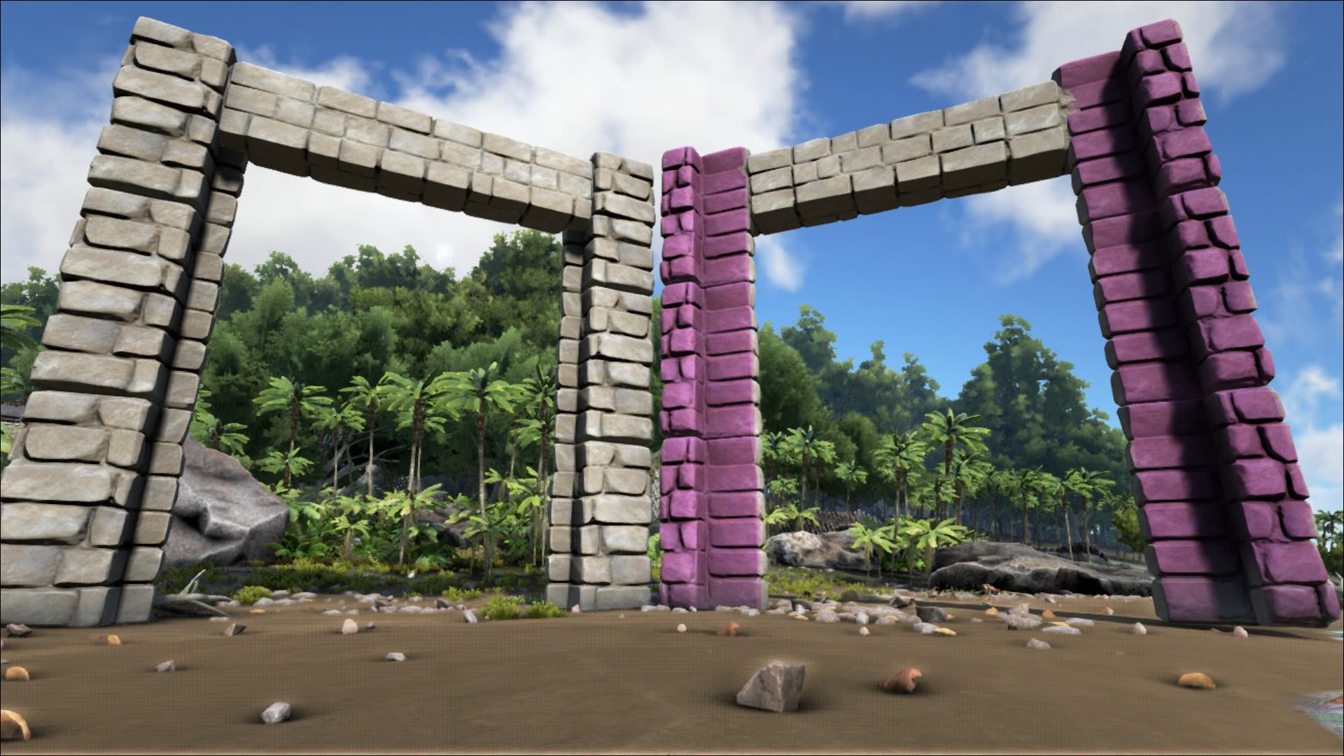 Region 1 Region 2 ... & Behemoth Stone Dinosaur Gateway - Official ARK: Survival Evolved Wiki Pezcame.Com