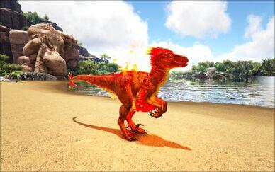 Mod Ark Eternal Elemental Fire Raptor Image.jpg