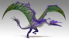 Mod ARK Additions Garugopteryx concept art.jpg