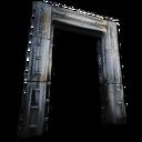 Metal Dinosaur Gateway.png