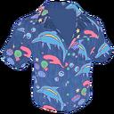 Sea Life-Print Shirt Skin.png