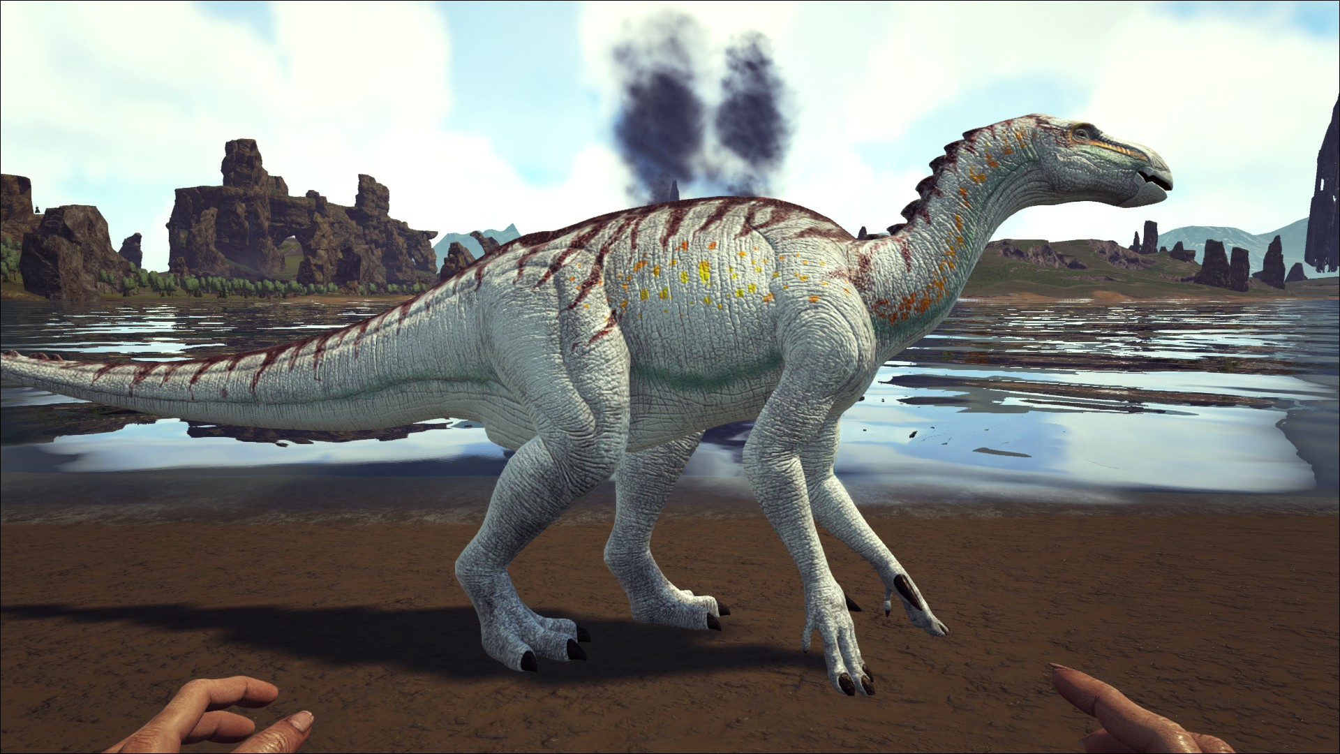 iguanodon official ark survival evolved wiki. Black Bedroom Furniture Sets. Home Design Ideas