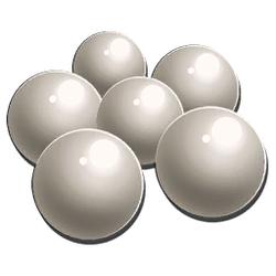 Perles de Silice