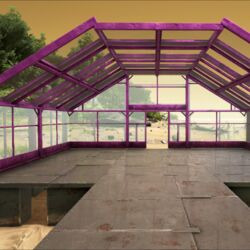Greenhouse Ceiling