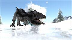 Mod ARK Additions Cryolophosaurus image 2.jpg
