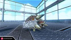 Chibi-Ankylosaurus in game 2.jpg