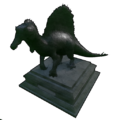 Spinosaur Statue (Mobile).png