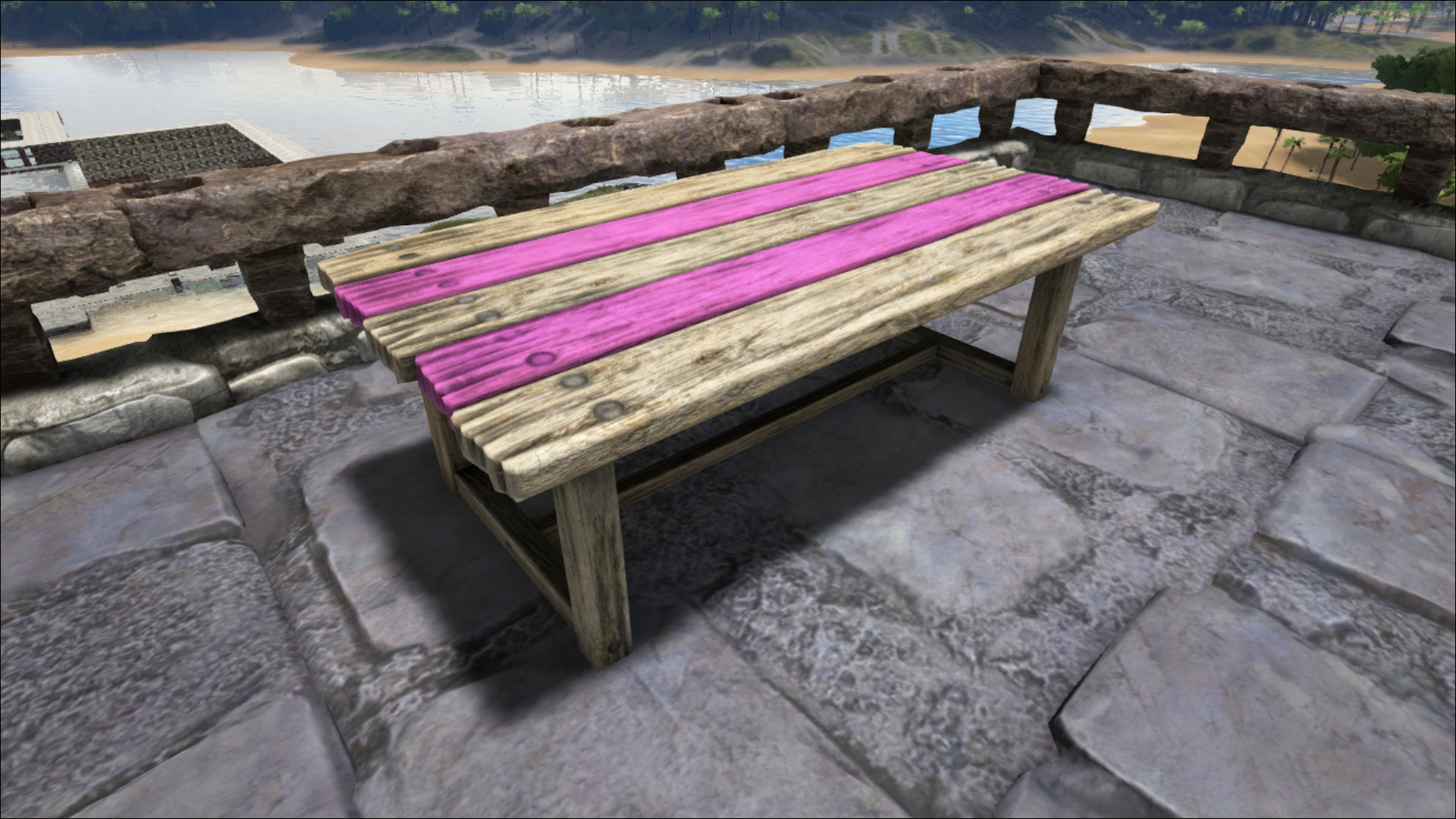 Wooden Table ficial ARK Survival Evolved Wiki