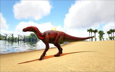 Mod Ark Eternal Elemental Fire Iguanodon Image.jpg