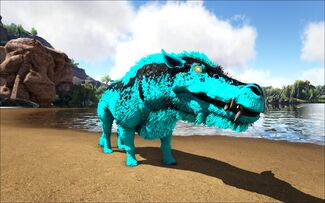 Prime Daeodon Official Ark Survival Evolved Wiki Cooked meat is a consumable used for food and is produced by cooking raw meat in the campfire or industrial grill. prime daeodon official ark survival