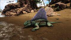 Dimetrodon on a Small Desert Island.jpg