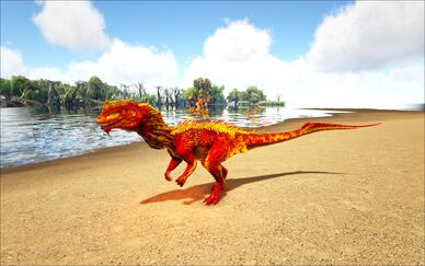 Mod Ark Eternal Elemental Fire Dilophosaur Image.jpg