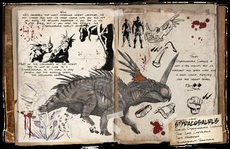 Fan Art Dossier Styracosaurus.png