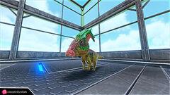 Chibi-Parasaur in game 1.jpg