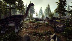 Mod ARK Additions Brachiosaurus image 2.jpg