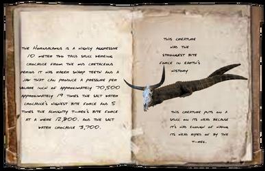 Horndalamus dossier entry.png