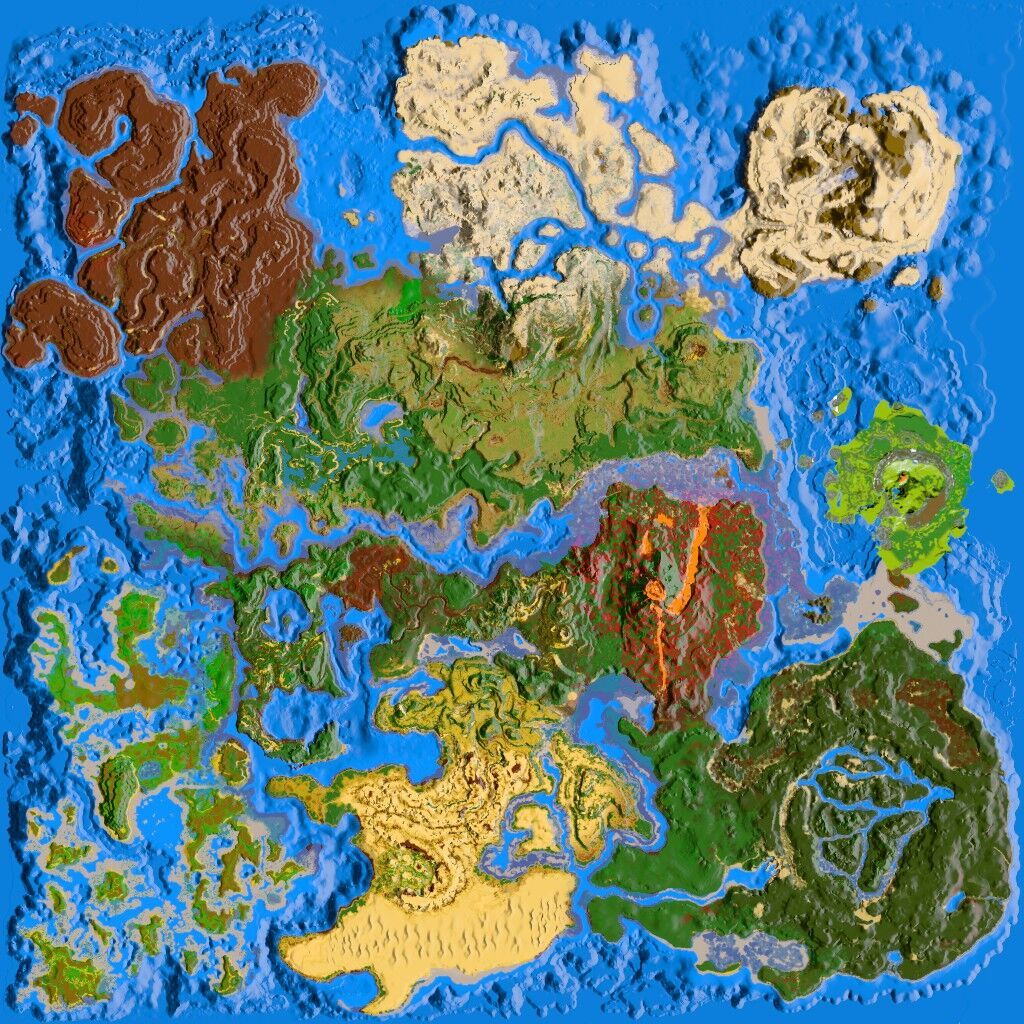 Ark Spawn Map The Island How to get black pearls on ragnarok. ark spawn map the island