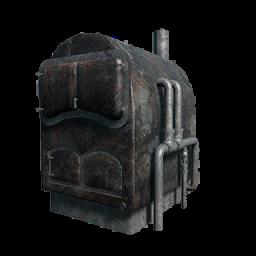 Industrial Forge Primitive Plus Official Ark Survival
