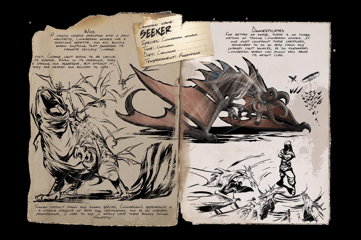 Seeker Official Ark Survival Evolved Wiki