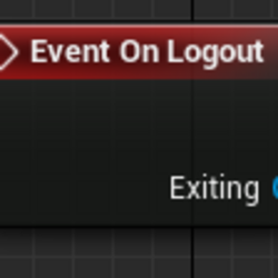 Event On Logout