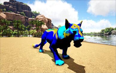 Mod Ark Eternal Elemental Lightning Lion Female Image.jpg