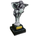 'Survival of the Fittest' Trophy- 2nd Place.png