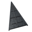 Mod Structures Plus S- Metal Sloped Wedge Gate.png