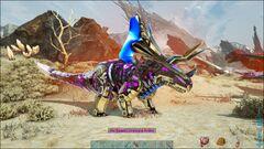 Enraged Triceratops in Single player.jpg