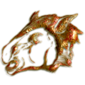 Mod Ark Eternal Elemental Fire Corrupted Chalicotherium.png