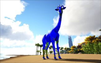 Mod Ark Eternal Elemental Lightning Giraffe Image.jpg