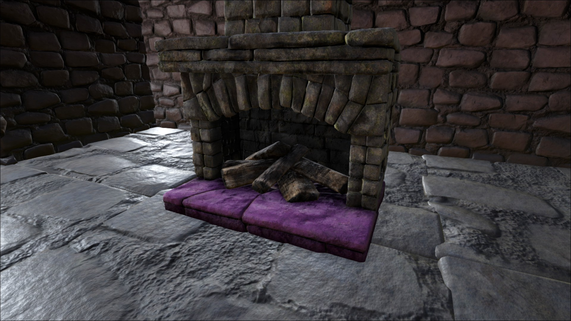 stone fireplace official ark survival evolved wiki