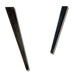 Wooden Fence Support.png