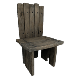 Wooden Chair Official Ark Survival Evolved Wiki