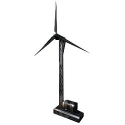 Turbina wiatrowa (Spalona Ziemia)