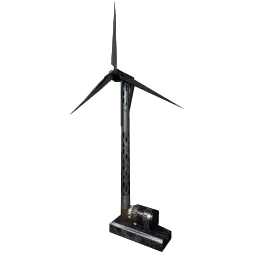 Wind Turbine (Scorched Earth) - Official ARK: Survival ...