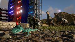 Chibi Party Rex in game 2.jpg