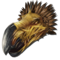 DodoWyvern Mask Skin (Scorched Earth).png