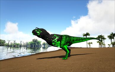 Mod Ark Eternal Elemental Poison Corrupted Carnotaurus Image.jpg