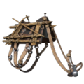 Thorny Dragon Saddle (Scorched Earth).png