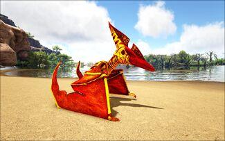 Mod Ark Eternal Elemental Fire Pteranodon Image.jpg