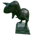 Carnotaurus Statue (Mobile).png