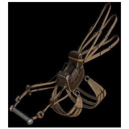 Crafting Saddle