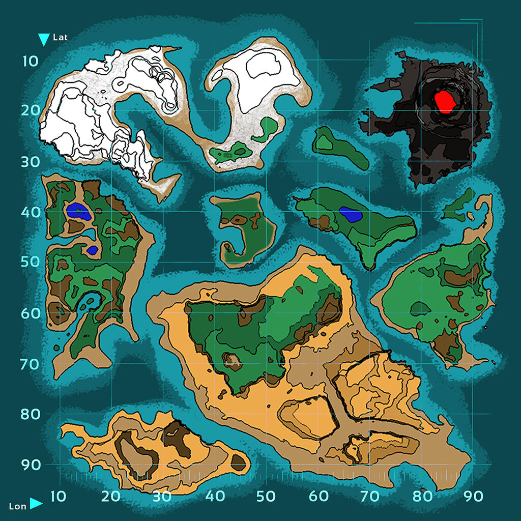 Mod Hope Resource Map Official Ark Survival Evolved Wiki According to legend, there is an ark that must never be opened. mod hope resource map official ark