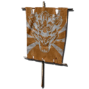 Crystal Wyvern Queen Flag (Crystal Isles).png