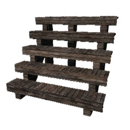 Wooden Stairs (One Level) (Primitive Plus).png