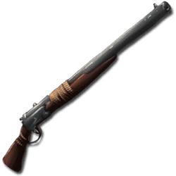 Fusil à canon long