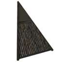 Mod Structures Plus S- Wood Sloped Wedge Gate.png