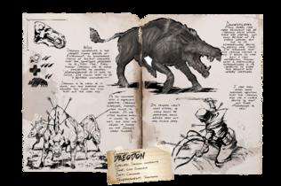 Daeodon Wiki Officiel De Ark Survival Evolved I would like to thank omegaboy for helping me out!! ark survival evolved