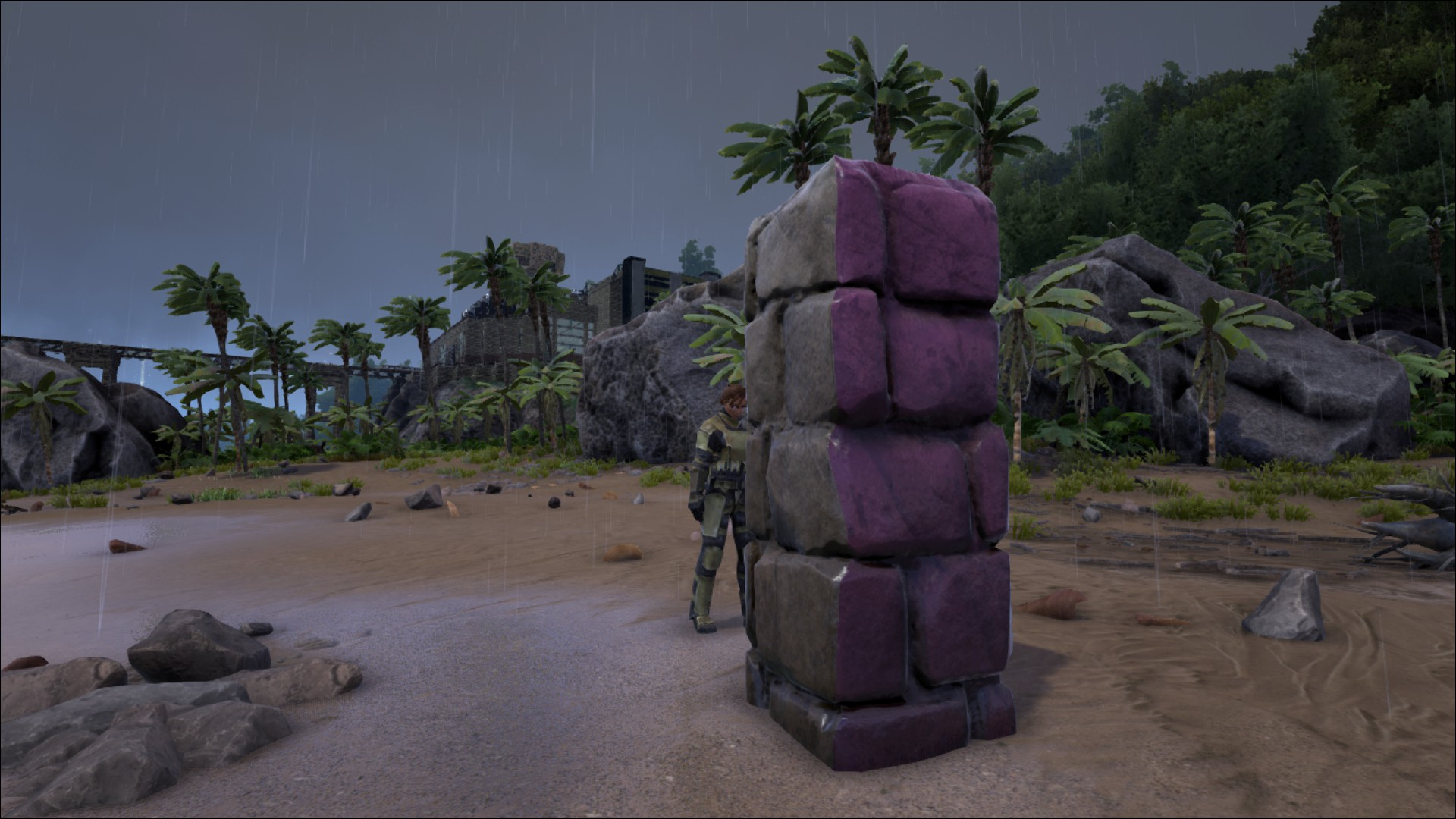 Stone Pillar Official Ark Survival Evolved Wiki